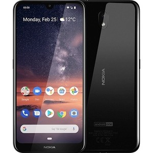Смартфон Nokia 3.2 16Gb (TA-1156) black