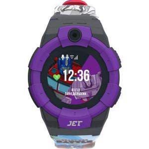 Детские умные часы JET Kid Megatron vs Optimus Prime