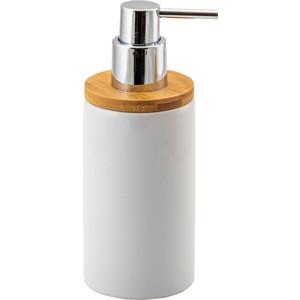 Дозатор для жидкого мыла Swensa Exo белый (SWTK-8047-A)