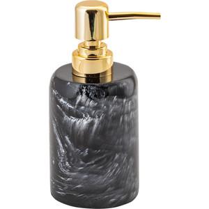 Дозатор для жидкого мыла Swensa Nola черный (SWT-5400A) фото