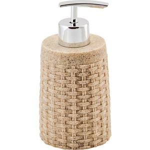 Дозатор для жидкого мыла Swensa Carole бежевый (SWT-5500A)