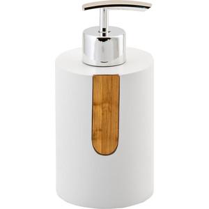Дозатор для жидкого мыла Swensa Siam белый (SWT-5600A)