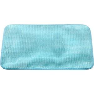 Коврик для ванной Swensa Kernel 45х70 голубой (SWM-2600SK-B)