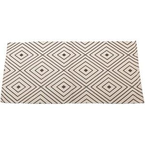 Коврик для ванной Swensa Scandi 50х80 бело-серый (BSM-0618-SCD)