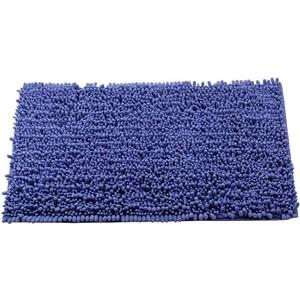 цены Коврик для ванной Swensa Molle 50х80 синий (BSM-8100-BL)
