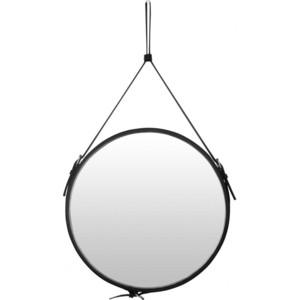 Зеркало Swensa подвесное, черное (BSR-0087BK-50)