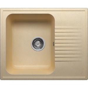 Кухонная мойка Polygran F-07 №27 бежевый brelil professional краска для волос колорианн классик 6 5 темный блонд махагон 100 мл