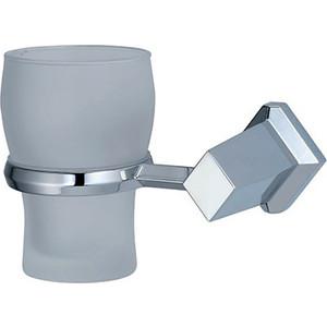 Держатель стакана Wasserkraft Aller хром, одинарный (K-1128)