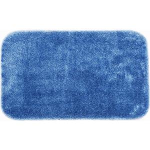 Коврик для ванной комнаты Wasserkraft Wern голубой (BM-2503)