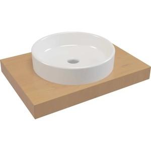 Раковина Serel Washbasin 46х46см белая (2025)