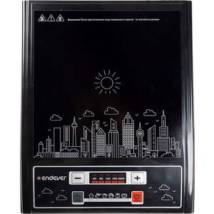 Настольная плита Endever Skyline IP-19 цена и фото