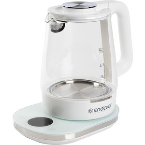 лучшая цена Чайник электрический Endever Skyline KR-335G