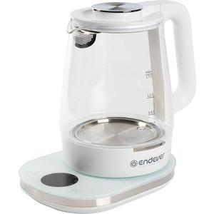 Чайник электрический Endever Skyline KR-335G цена и фото