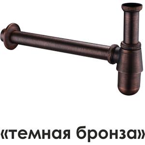 Сифон для раковины Wasserkraft Isar 1300 темная бронза (A095)