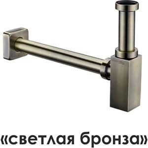 Сифон для раковины Wasserkraft Exter 1600 светлая бронза (A096)