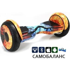 Гироскутер Smart Balance Pro Premium 10.5 V2 TaoTao APP Autobalance Лед и пламя цены онлайн