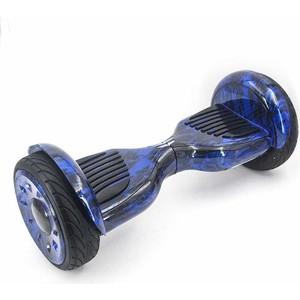 Гироскутер Smart Balance Pro Premium 10.5 V2 TaoTao APP Autobalance Синее пламя цены онлайн