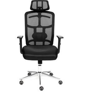Кресло TetChair Mesh-6 ткань черный