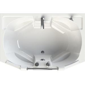 Акриловая ванна Radomir Конкорд 180x120 с каркасом, декоративная ручка (1-01-0-0-1-025)