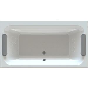 Акриловая ванна Radomir Хельга 1 185x100 с каркасом, подголовники (1-01-0-0-1-044)