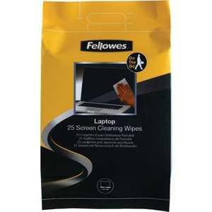 Fellowes салфетки универсальные для ноутбуков (м/уп)25 шт. (FS-99674)