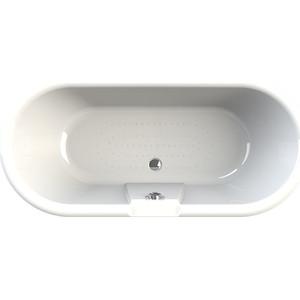 Акриловая ванна Radomir Леонесса 1 175х80 на ножках, слив-перелив, хром (1-01-2-0-1-138)