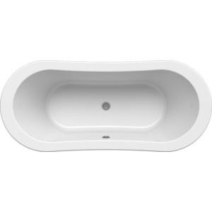 Акриловая ванна Radomir Орли 170х74,5 на ножках, слив-перелив, хром (1-01-2-0-1-143)