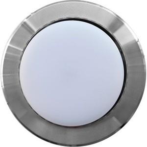 Светильник Imex IL.0022.0320 GX53 AL встраиваемый