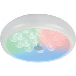 Люстра потолочная Imex PLC-8001-500 Meduse LED 40W+RGB, пульт ДУ