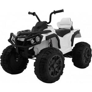 Детский квадроцикл BDM Grizzly ATV 4WD White 12V с пультом управления - BDM0906-4