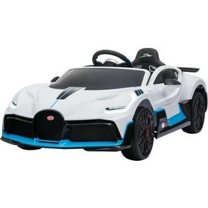 Детский электромобиль Harley Bella Bugatti Divo 12V - WHITE HL338