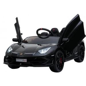 Детский электромобиль Harley Bella Lamborghini SVJ 12V - BLACK HL328