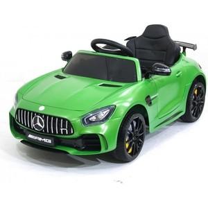 цена на Детский электромобиль Harley Bella Mercedes Benz AMG GT R 2.4G - GREEN MATTE - HL288