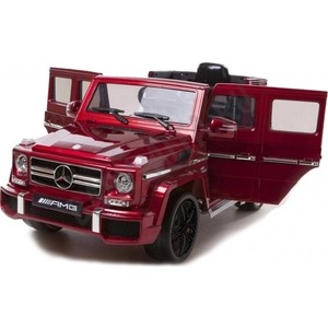 Детский электромобиль Harley Bella Mercedes Benz G63 LUXURY 2.4G - Red HL168-LUX-RED
