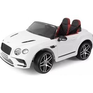 Электромобиль Jiajia Bentley Continental Supersports White 12V - JE1155 фото