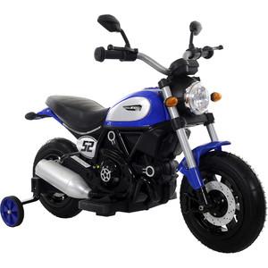 Детский мотоцикл QIKE Qike Чоппер синий - QK-307-BLUE