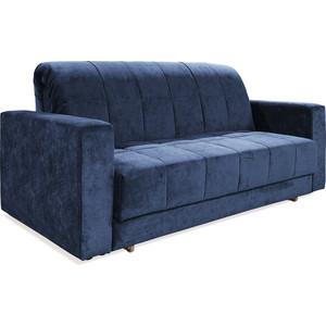 Прямой диван OrthoSleep Спринг 1.4 + Б№1 velvet lux 29