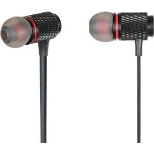 Bluetooth-наушники Digma BT-05 black/red цена и фото