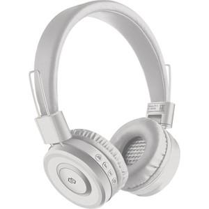 Bluetooth-наушники Digma BT-11 white