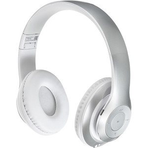 Bluetooth-наушники Digma BT-14 silver