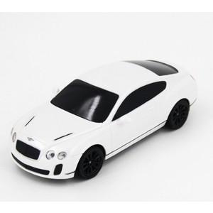 Радиоуправляемая машинка MZ Model Bentley Continental 1:24 Meizhi (белый)