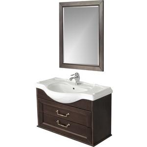 Мебель для ванной Roca America Evolution 85 дуб темный
