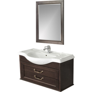 Мебель для ванной Roca America Evolution 105 дуб темный