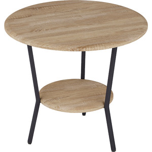 Стол журнальный Калифорния мебель ШОТ дуб сонома