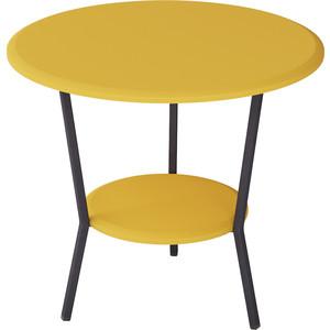 Стол журнальный Калифорния мебель ШОТ желтый