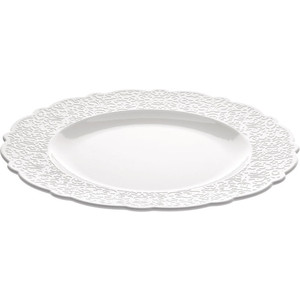 Тарелка обеденная 27,5 cм Alessi Dressed (MW01/1)