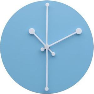 Часы настенные Alessi Dotty голубые