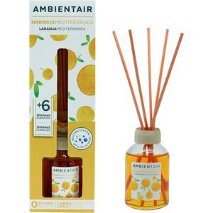Диффузор ароматический Ambientair Средиземноморский апельсин 50 мл