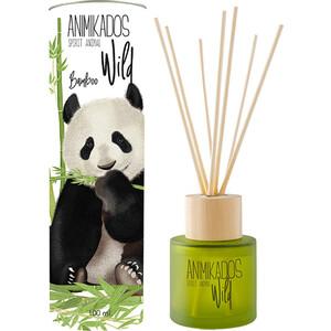 Диффузор ароматический Ambientair Panda - бамбуковый wild 100 мл