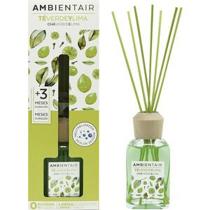 Диффузор ароматический Ambientair Зеленый чай и лайм 100 мл